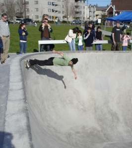 Ballard Skate Bowl