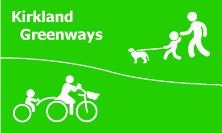 Kirkland Greenways Logo