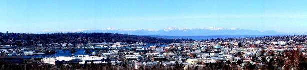 View from Fremont Peak Park